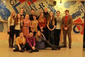 В стенах нашего университета прошла Школа тренеров 1 ступени для Молодженого тренинг центра ВГУЭС