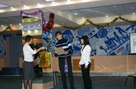 Станислав Фомин, ученик средней школы г. Владивостока - диплом II степени