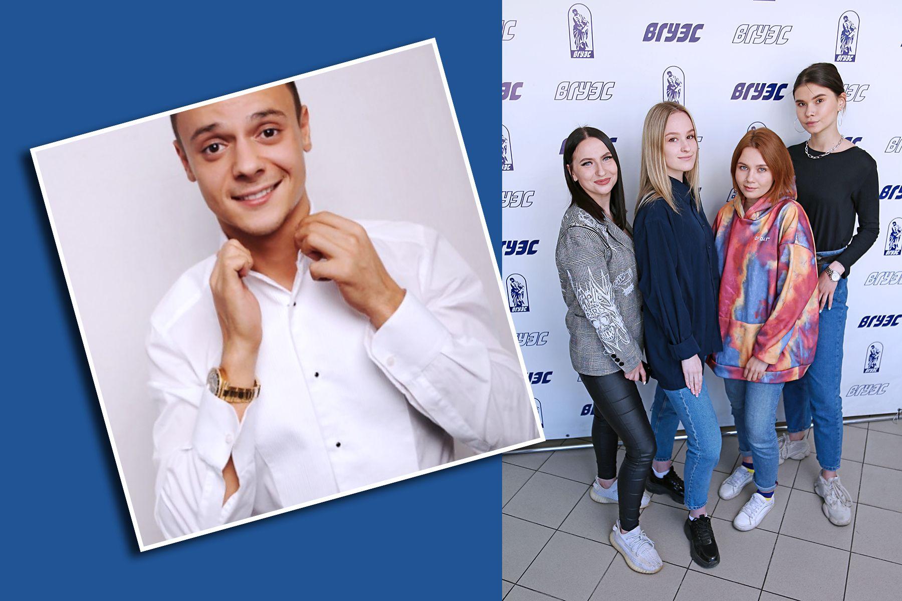 Студенты Высшей школы телевидения ВГУЭС провели прямой эфир в Instagram с фаундером и продюсером P.R.R. Павлом Компаном