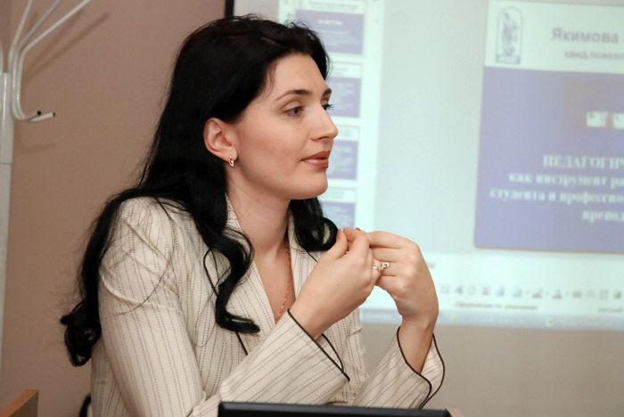 Преподаватели ВГУЭС презентовали новаторские проекты