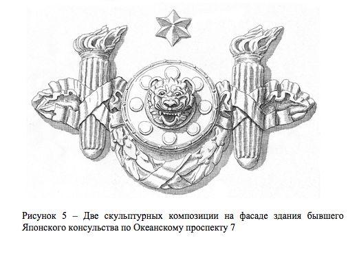 Маскароны Владивостока
