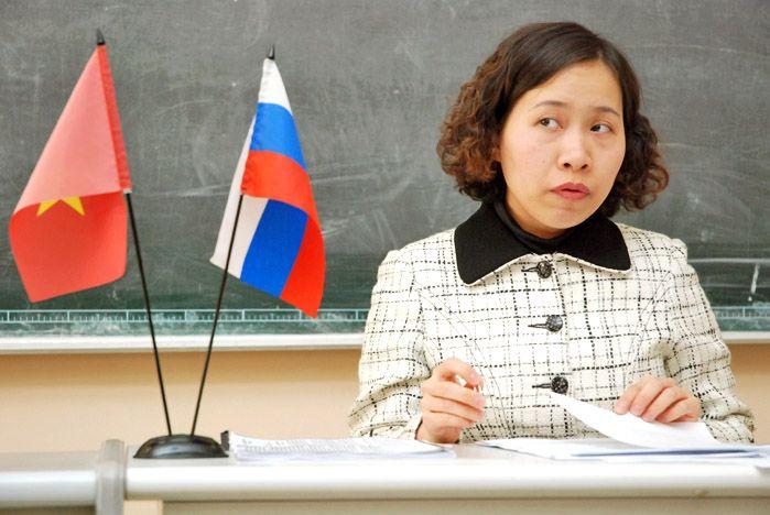 Студенты ВГУЭС обсудили возможности увеличения торгового оборота между Вьетнамом и Россией