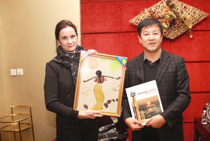 Делегация ВГУЭС посетила учебные заведения г. Суйфэньхэ