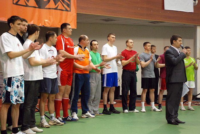Спорткомплекс «Чемпион» ВГУЭС принимает участников Первой бизнес-спартакиады Приморья