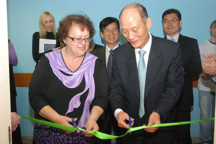«Экохаус» ВГУЭС – первый на Дальнем Востоке Международный центр экологически чистых технологий