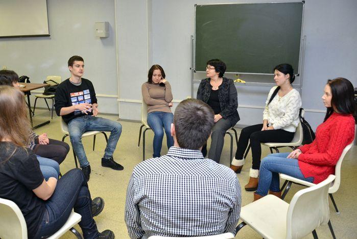 Студенческий кружок «Discimus»: синтез науки и практики