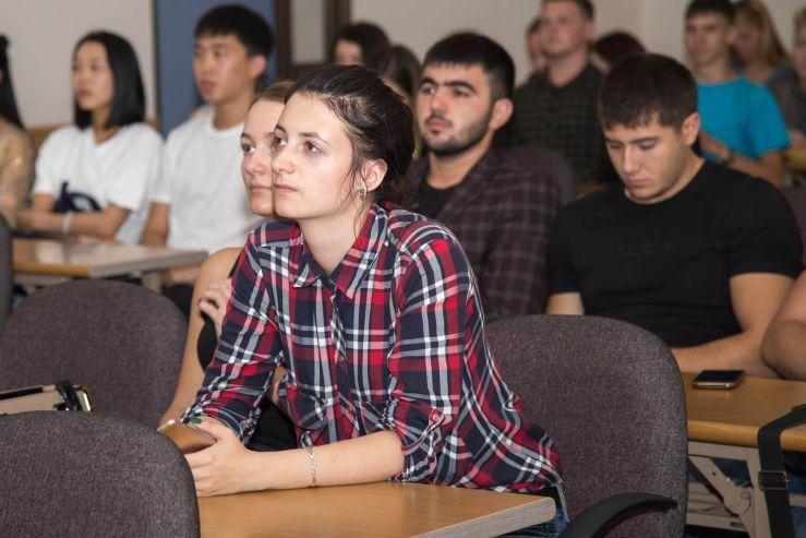 Во ВГУЭС открылся электронный читальный зал Президентской библиотеки