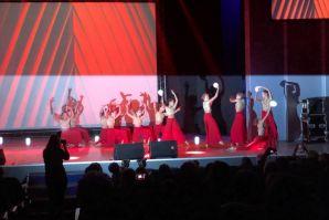 Всероссийский танцевальный конкурс Огни города 2020