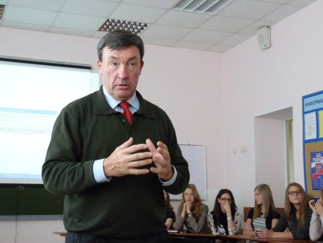 Бизнес-ангел Мартти Валлила верит в Россию и ее талантливую молодежь