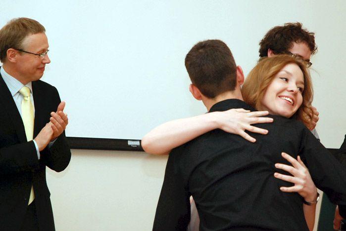 «Потанинским» стипендиатам вручили долгожданные награды