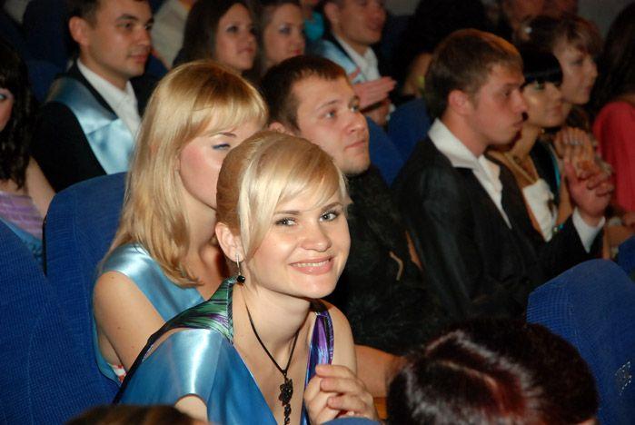 Вручение дипломов выпускникам Института международного бизнеса и экономики 2010 года