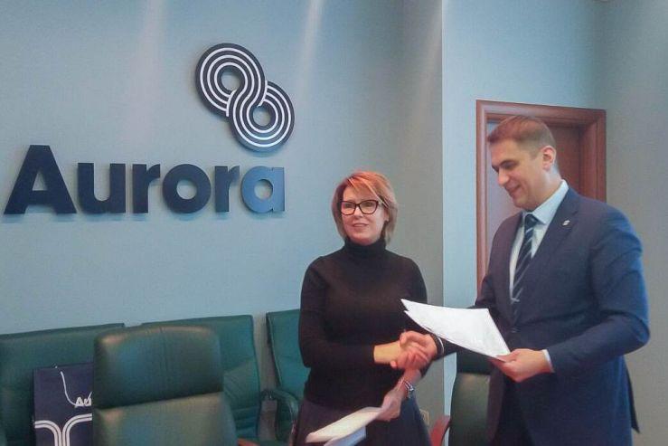 ВГУЭС и российская авиакомпания «Аврора» подписали договор о сотрудничестве в области подготовки специалистов