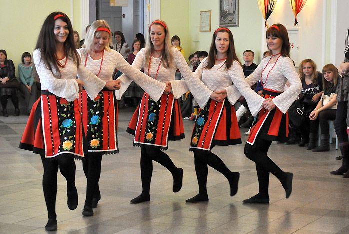 Язык танца понятен иностранцам
