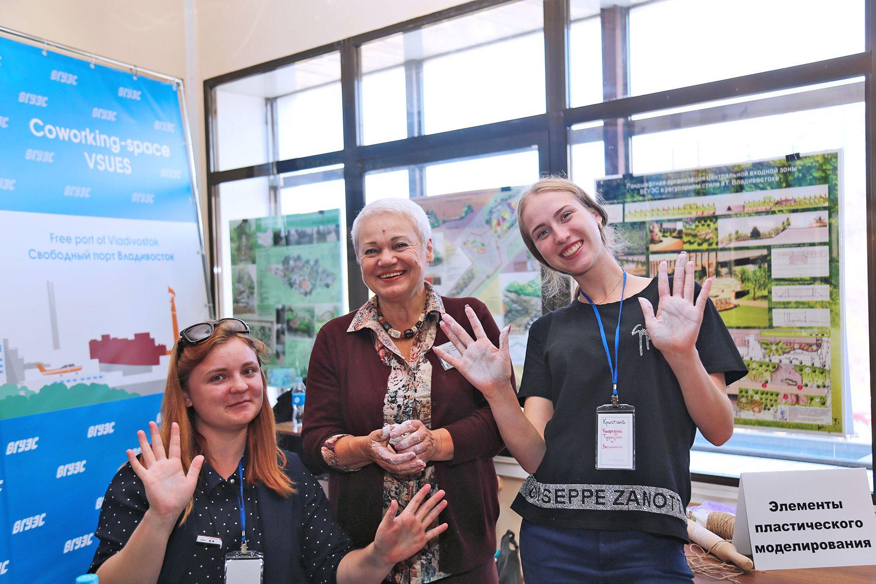 Участники IX Всероссийского фестиваля NAUKA 0+ во ВГУЭС спорили о справедливости и соединяли эстетическое с технологическим