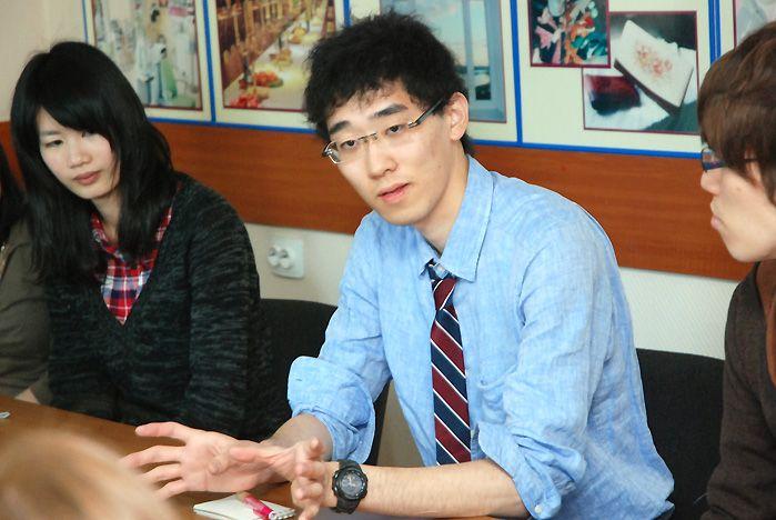 Студенты ВГУЭС и студенты университетов префектуры Ниигата обсудили техногенную катастрофу