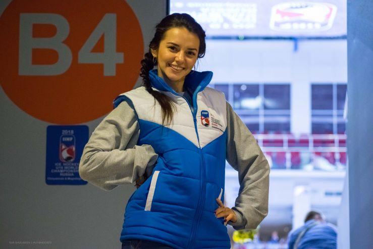 Студентка ВГУЭС – на Чемпионате мира по хоккею среди юниоров