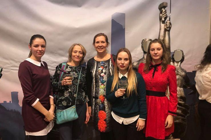 Студенты ВГУЭС стали финалистами Всероссийского конкурса ландшафтного дизайна