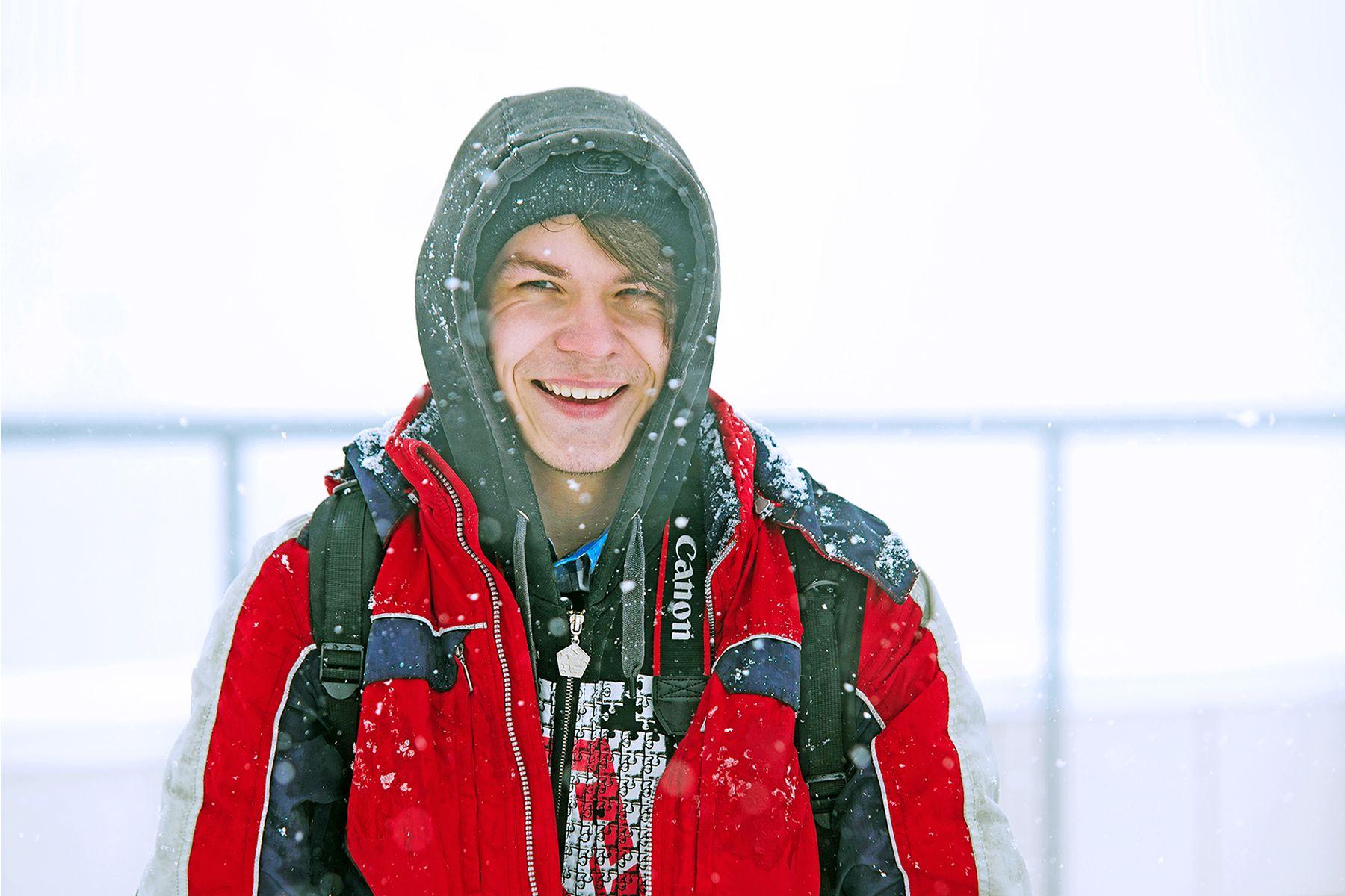 «Байкал для каждого»: студент ВШТ Максим Ануфриев станет участником всероссийского фото-пленэра