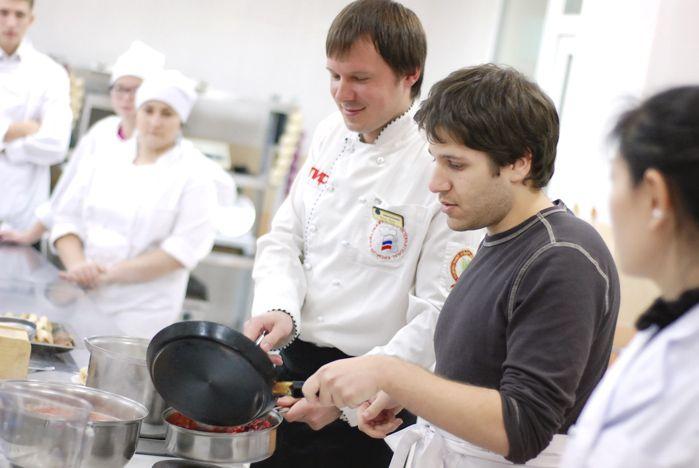 Русское гостеприимство для иностранных студентов