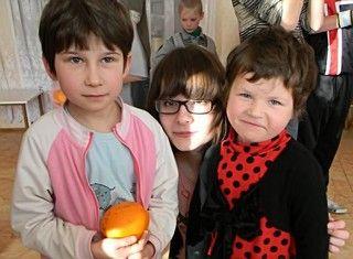 Студенты ВГУЭС организовали новогодний праздник для детей-сирот