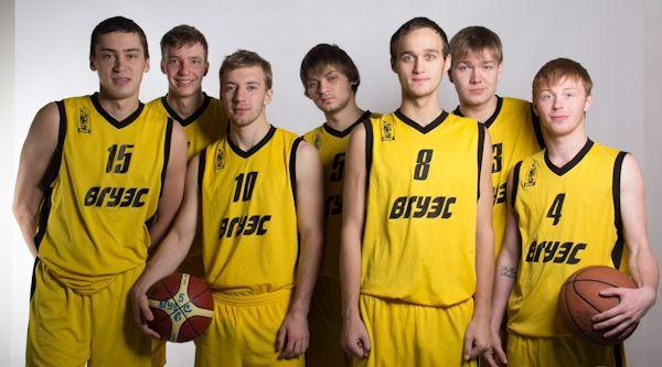 Игроки баскетбольной команды: «ВГУЭС – самый продвинутый университет»