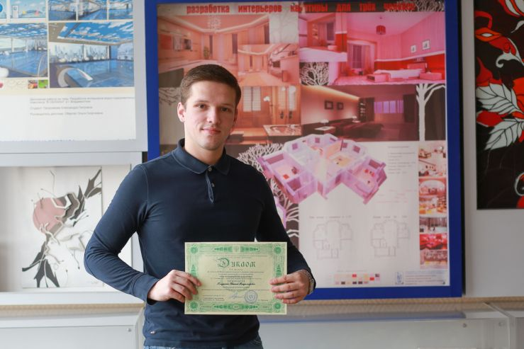 Студент Института права ВГУЭС Евгений Голодненко победил во Всероссийском конкурсе «Моя законотворческая инициатива»