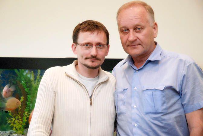 Французский журналист взял интервью у ректора ВГУЭС Геннадия Лазарева