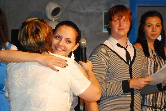 Звёздный выпуск Молодежного центра ВГУЭС