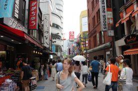 Шульга Надежда БМО-14, стажировка в Японии