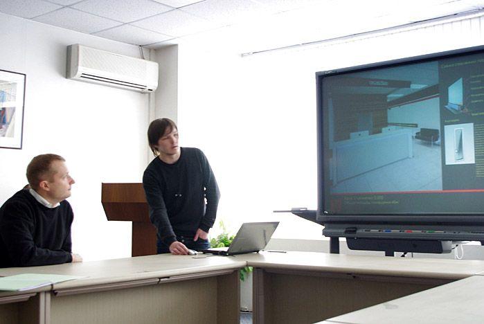 Студенты-дизайнеры ВГУЭС разработали интерьер для новой городской клиники.