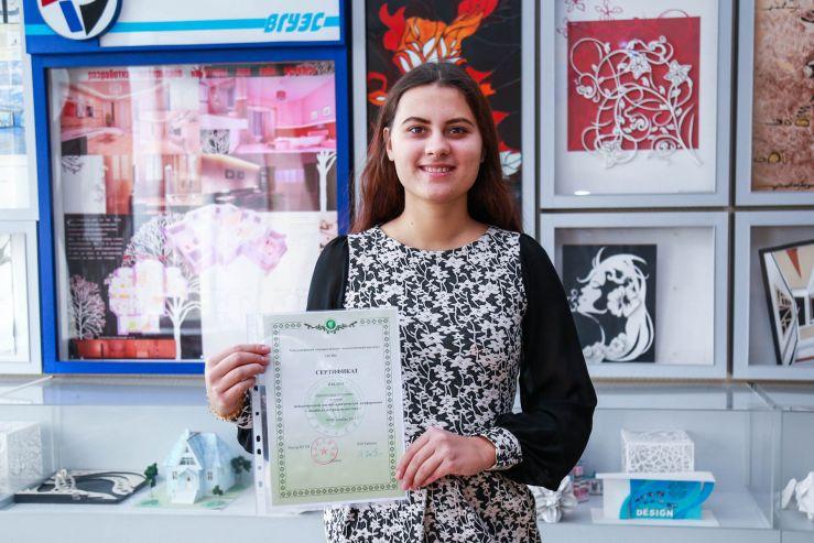 С авторскими арт-объектами студентки Академического колледжа ВГУЭС Софьи Шудиной познакомились в Китае