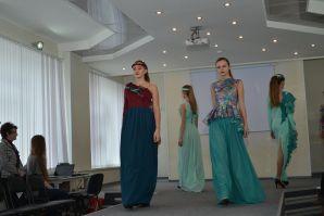 Первый день марта во ВГУЭС посвятили модным трендам весны-лета 2016