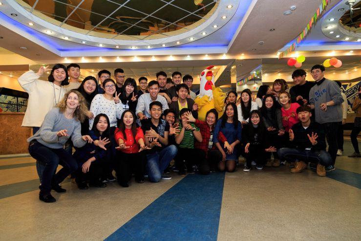 Иностранные студенты ВГУЭС встретили Новый год по восточному стилю
