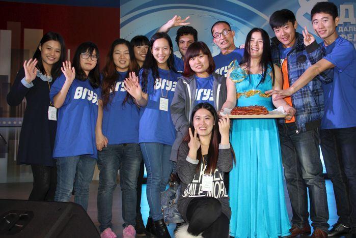 VIII Фестиваль иностранных студентов вузов Сибири и Дальнего Востока
