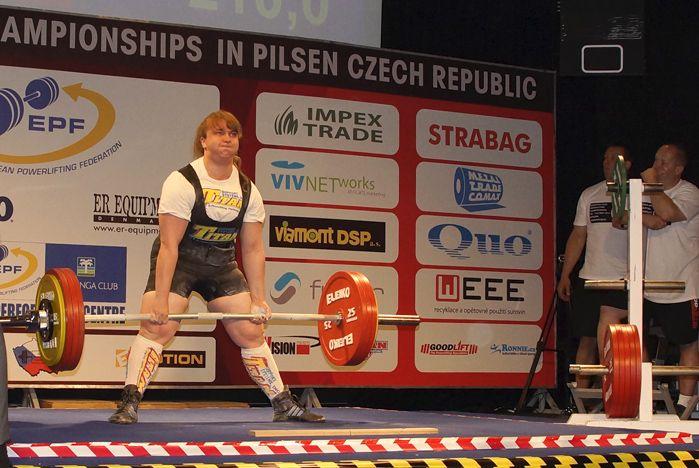 Спортсменка ВГУЭС Валерия Тимощук завоевала серебро на Чемпионате Европы по пауэрлифтингу
