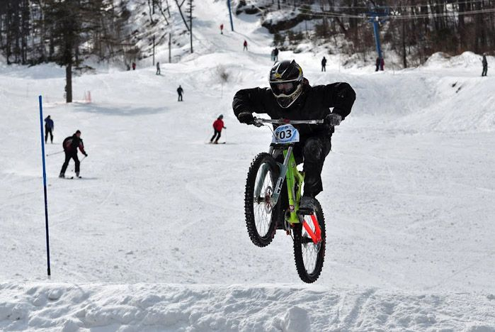 Снежная дуэль 2012: из зимы в лето