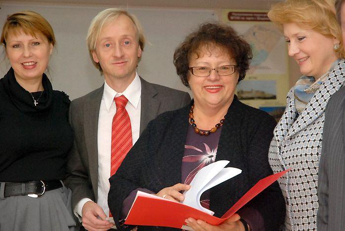 Немецкие бизнесмены заинтересованы в сотрудничестве с ВГУЭС