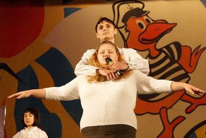 Театр «Андеграунд» ВГУЭС два дня принимал в своих стенах игроков и поклонников Клуба веселых и находчивых