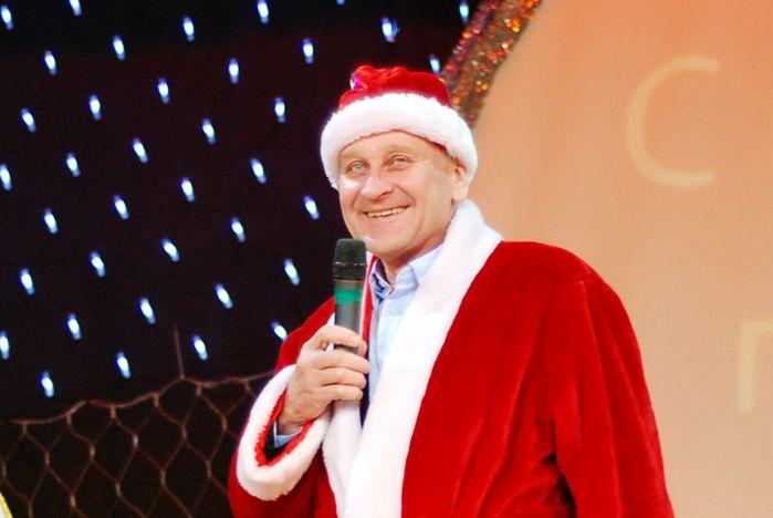 Поздравление ректора ВГУЭС Геннадия Лазарева с Новым годом