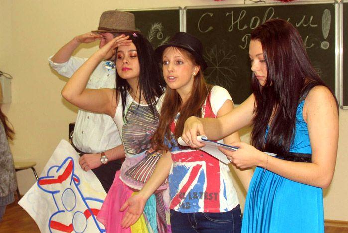 Студенты направлений