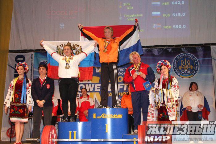 Поздравляем студентку ВГУЭС Валерию Тимощук с установлением рекорда Европы!