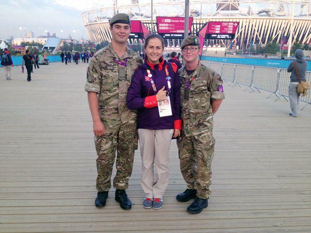 Волонтер ВГУЭС Елена Катриченко: На Олимпиаде в Лондоне я получила ценный опыт и нашла новых друзей