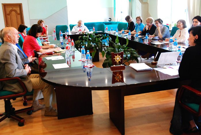 Участники конкурса «Преподаватель года -2012» обсудили возможности коммерциализации студенческих работ