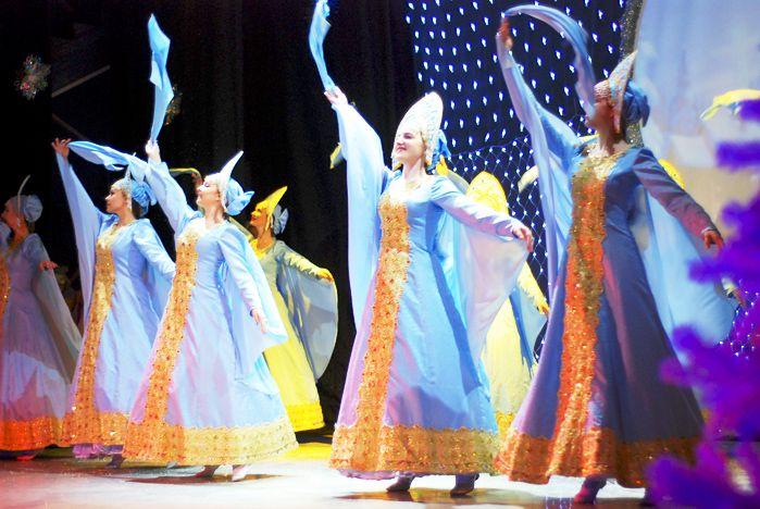 Коллектив ансамбля «Алиса-ВГУЭС» познакомил жителей Японии с русским народным творчеством