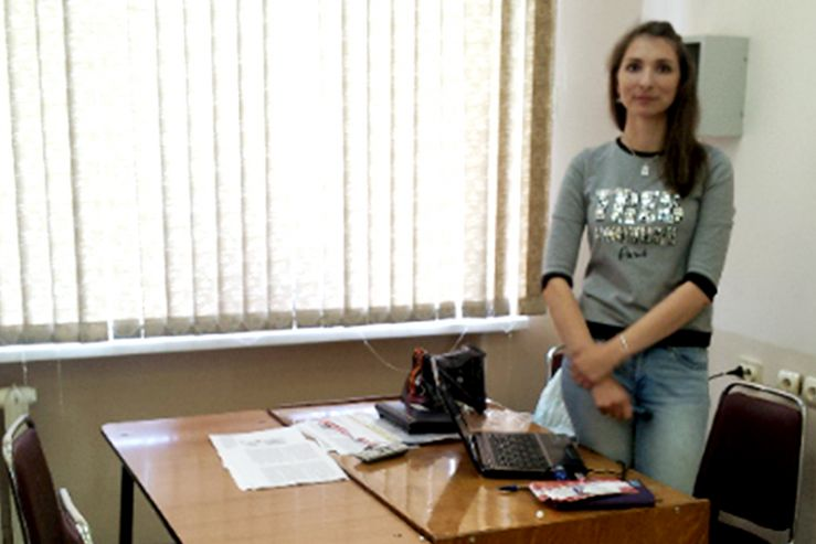 Практика и работа в Китае. Во ВГУЭС прошла встреча с представителем компании ООО «Сима-Лэнд»
