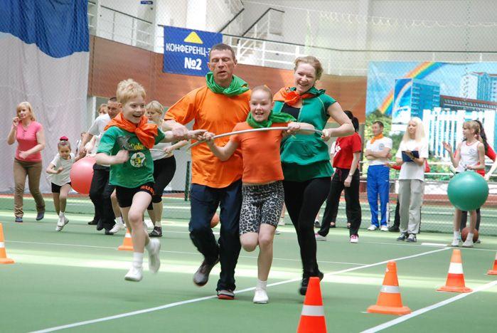 ВГУЭС подарил жителям Владивостока праздник семьи, спорта и здоровья