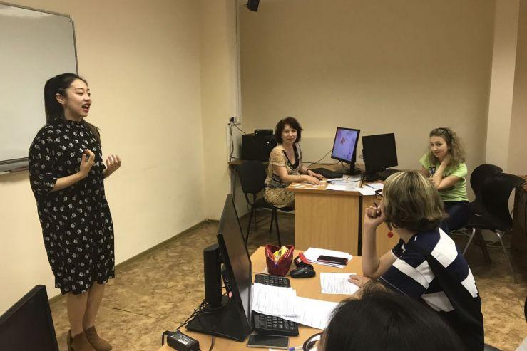 Китайские студенты-лингвисты ВГУЭС отправятся на конкурс русского языка в Харбин