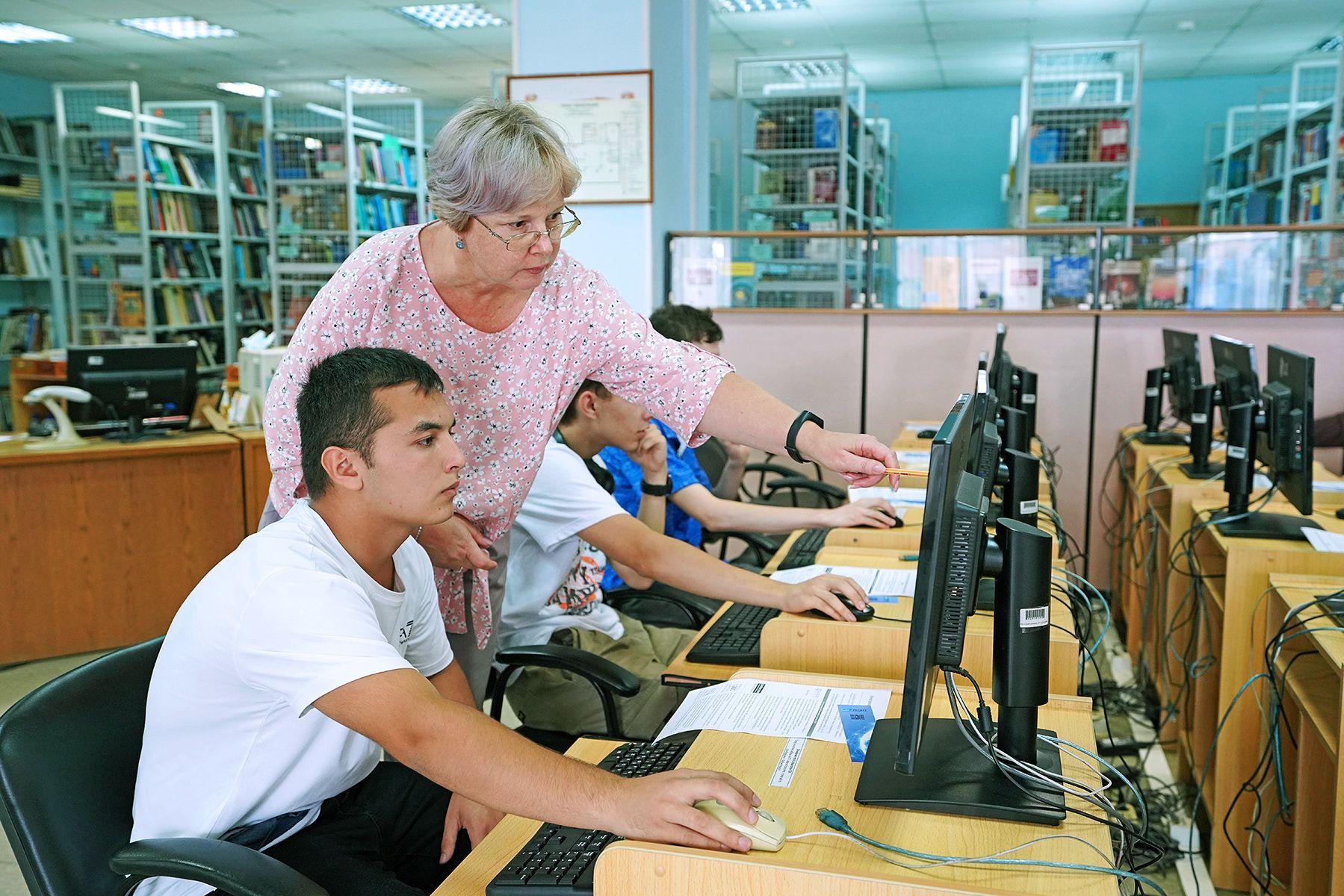 Современные информационные продукты и сервисы – первокурсники о Ресурсном информационно-аналитическом центре ВГУЭС