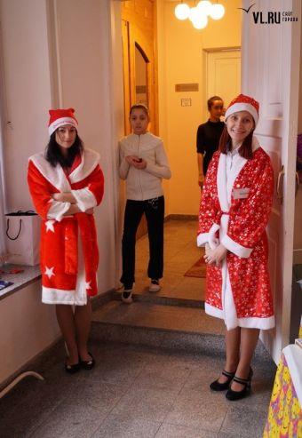 Волонтеры ШИОД приняли участие в благотворительном концерте