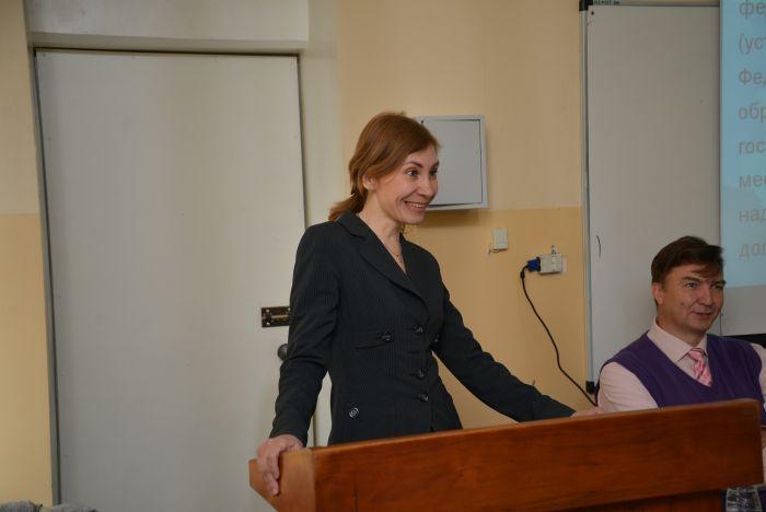 29 марта 2017 г. в рамках программы «приглашенный спикер» прошла открытая лекция по теме «Порядок организации и проведения выборов»